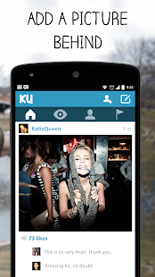 KU - creative social network Screenshot 4