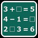 Calculate drill icon