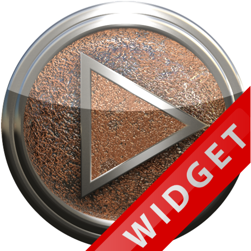 Poweramp Widget Stone