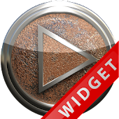 Poweramp Widget Stone