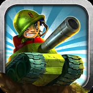 Tank Riders 2  [Мод: неограниченные жизни]