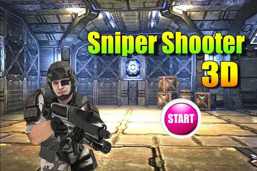 スナイパーシューター3D - FPSゲーム