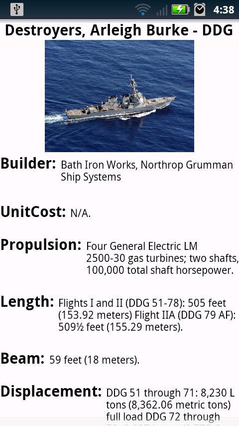 Everything Navy- screenshot