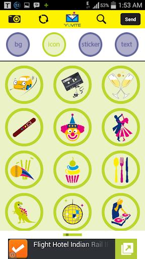 【免費工具App】Yuvite 邀请创作者-APP點子