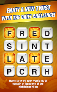 Scramble: The Free Word Search - screenshot thumbnail