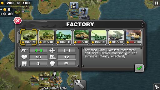 Glory of Generals 1.2.0 Screenshots 2