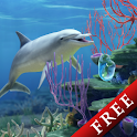 Dolphin☆CoralReef Trial icon