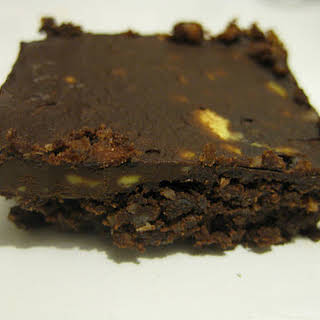 Raw Brownies.