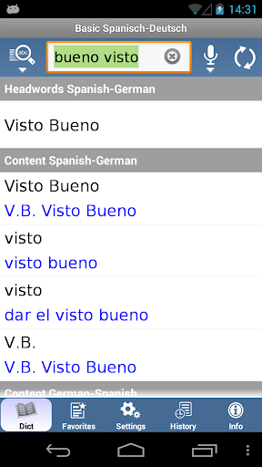【免費書籍App】Basic Spanisch-APP點子