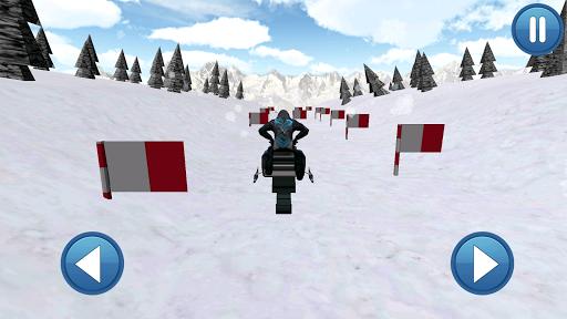 雪地摩托赛3D