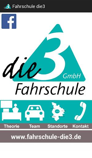 Fahrschule die 3 GmbH