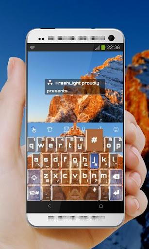 【免費個人化App】石巨人 TouchPal Theme-APP點子