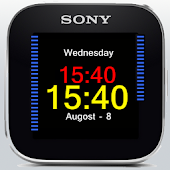 Sun Clock for SmartWatch