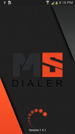 MS Dialer