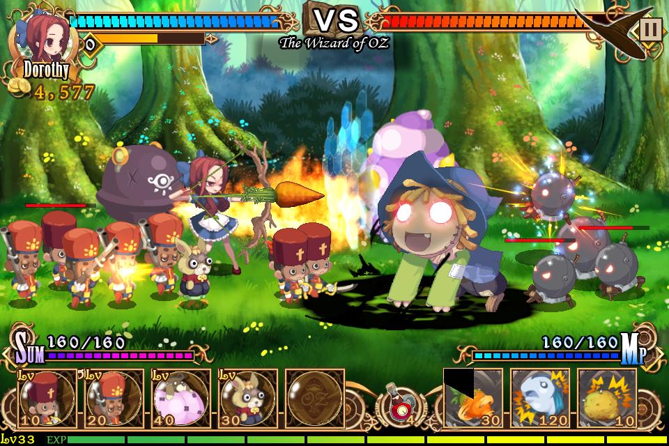 OZ Defence - screenshot