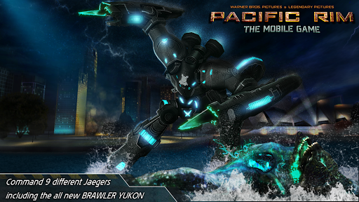 Pacific Rim  screenshots 1