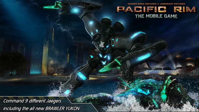 Pacific Rim Android 1