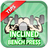 Workout Inclined Bench Press