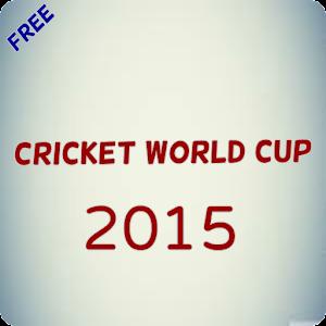 Cricket World Cup 2015 plus 1.0 Icon