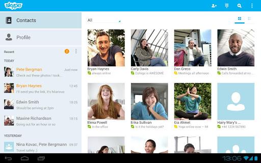 Skype 4.0