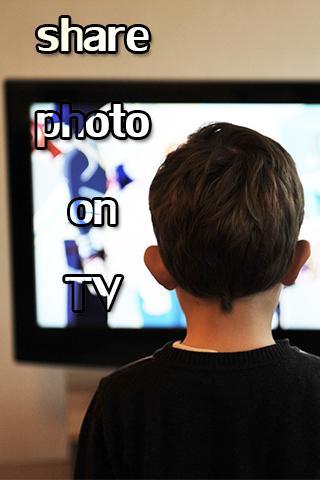 Share Photos on Tv