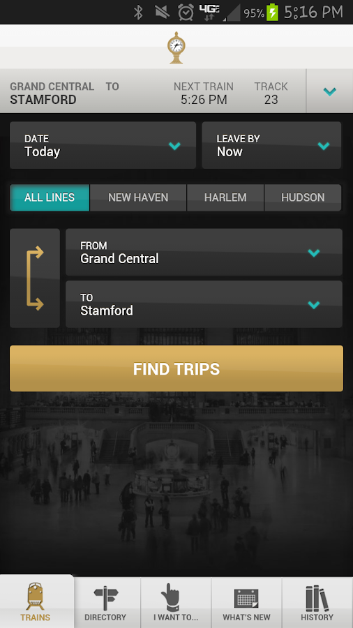 Grand Central Terminal - screenshot