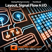 Layout, Signal Flow and I/O