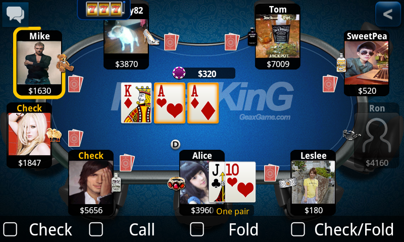 Texas Holdem Poker Pro - screenshot