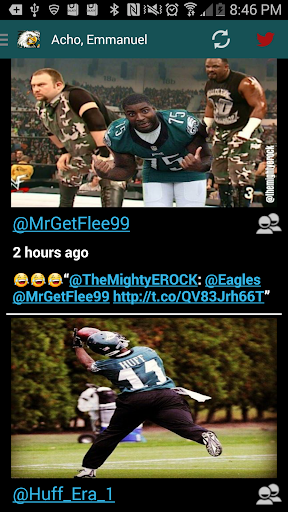Eagles Cheers