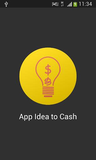 App Idea to Cash