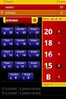 Screenshot of Dart ScoreCard PRO (No ads)