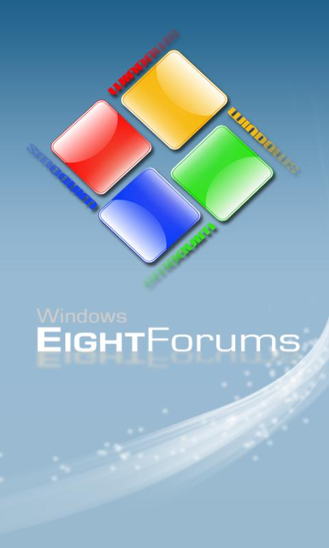 Eight Forums- screenshot