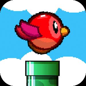 Download Game Happy Bird - Tiny Wings - iPhone App