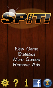 Spit Speed Card Game