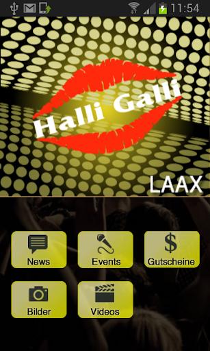 Halli Galli Laax