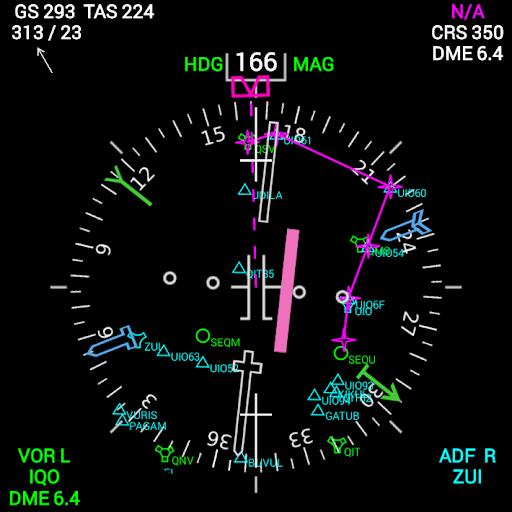 【免費模擬App】Flightgear Android NAV 1.0-APP點子