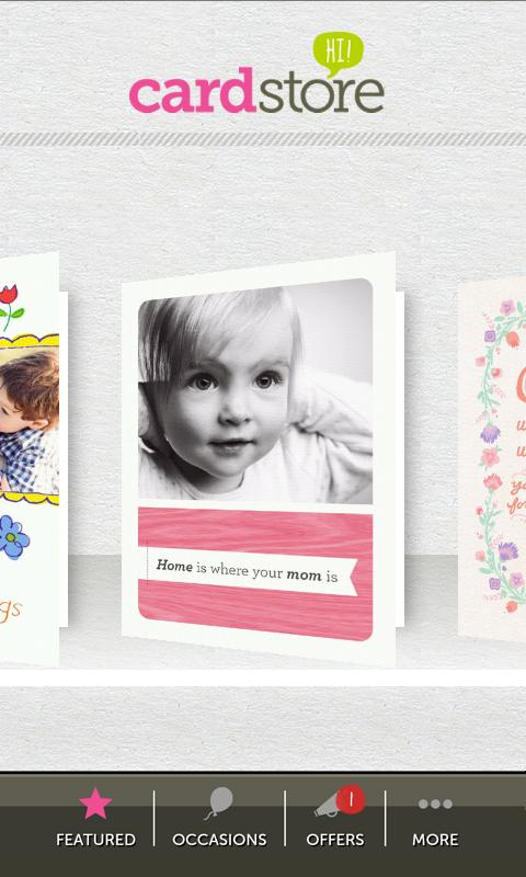 Cardstore Greeting Cards- screenshot