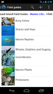 Lizard Island Field Guide- screenshot thumbnail