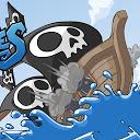 Frantic frigates - pirate life APK