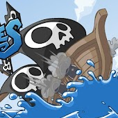 Frantic frigates - pirate life