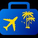 Pauschalreisen - Urlaubssuche icon