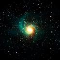 Spiral Galaxy Live Wallpaper icon