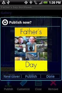 Father's Day InstEbook screenshot 5
