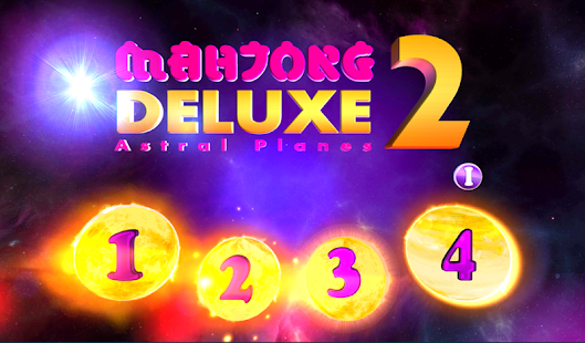 Mahjong Deluxe 2- screenshot thumbnail