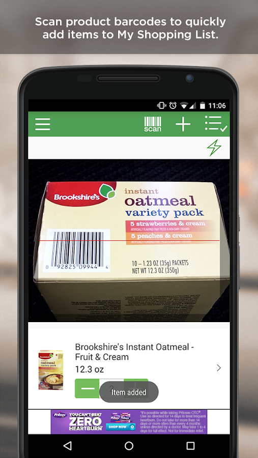 Brookshire's- screenshot