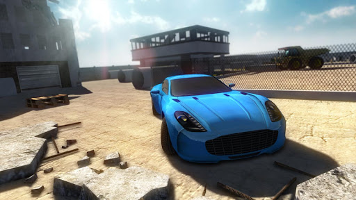 3D Custom Car Parking