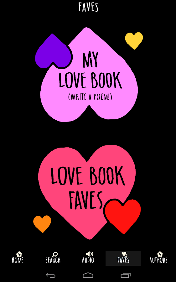 The Love Book - Android Apps on Google Play