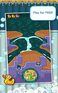 Where's My Water? Free Screenshot 11