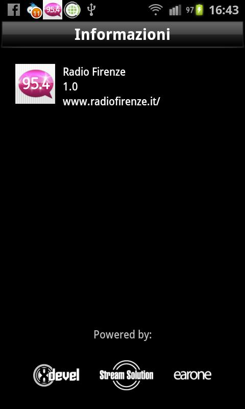 Radio Firenze - screenshot