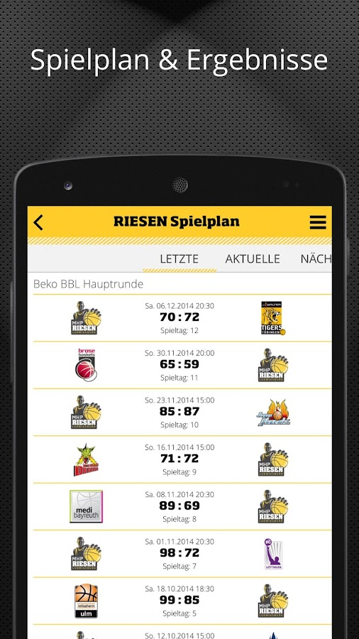 MHP RIESEN- screenshot